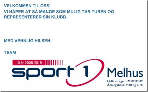 klubbdager sport 1 .